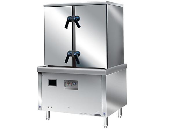電磁雙門蒸飯柜