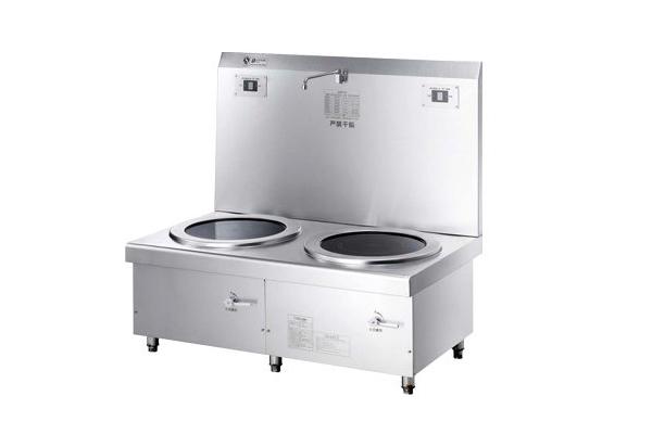 電磁雙頭煲湯爐