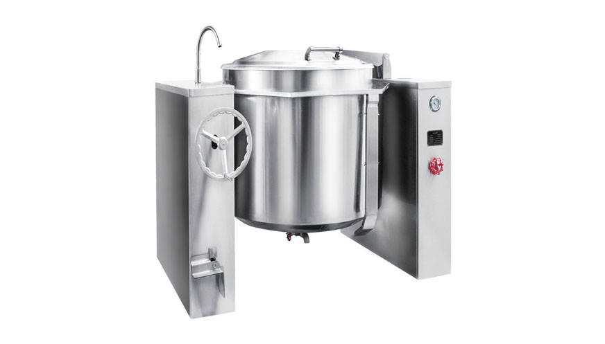 豪華型蒸汽夾層鍋