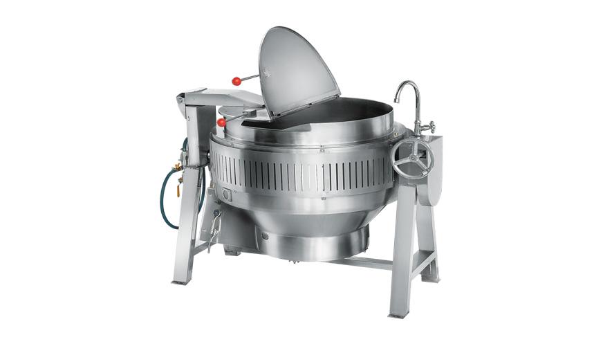 300L可傾式燃氣湯鍋