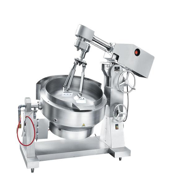 500L自動攪拌炒菜機