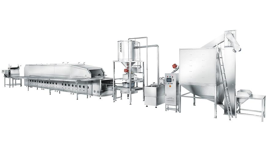 600型聯合自動米飯生產線